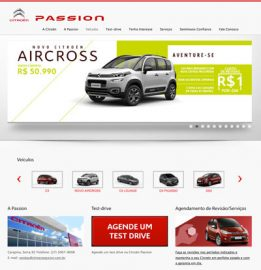 Citroen Passion - Site