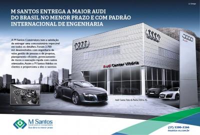 M Santos Construtora Audi