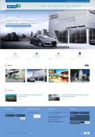 M Santos Construtora Site