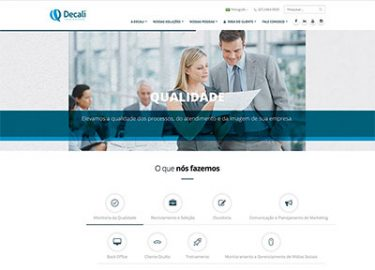 Decali - Site